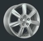 Replica VW47 6x15 5*100 et40 d57,1 (серебро)