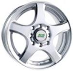 Nitro Y279(Silver)  5,5x14 4*100 ET45 d73,1   Монтажный комплекс 4 дисков-600 р