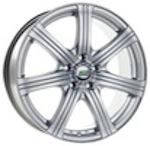 Nitro Y3160 N2O 6x15 5*100 ET43 d57,1 серебро  Монтажный комплекс 4 дисков-600 р.