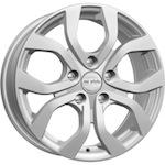 КиК КС704 (Terrano) 6,5x16 5*114,3 ET50 D66,1 серебро