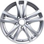 Replica Ki46 RPLC 6x16 5*114,3 ET45* d67,1 (серебро)