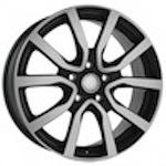 Replica VW67 RPLC  6x15 5*112 ET47 d57,1 (черный с полированной лицевой поверхностью)   Монтажный комплекс-500 р.