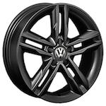 Replica VW106 6,5x15 5*112 et50 d57,1 серебро    Монтажный комплекс-500 р.