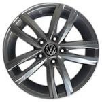 Replica VW141 6,5x16 5*112 et50 d57,1 (серебро)  Монтажный комплекс-600 р.