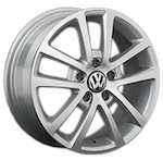 Replica VW23 6,5x16 5*112 et42 d57,1 (серебро)  Монтажный комплекс-600 р.