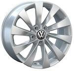 Replica VW36 8x18 5*112 et41 d57,1 (серебро)       Бесплатный монтаж