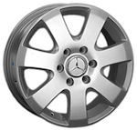 Replica VW93 7x17 6*130 et56 d84,1 (S)  Бесплатный монтаж